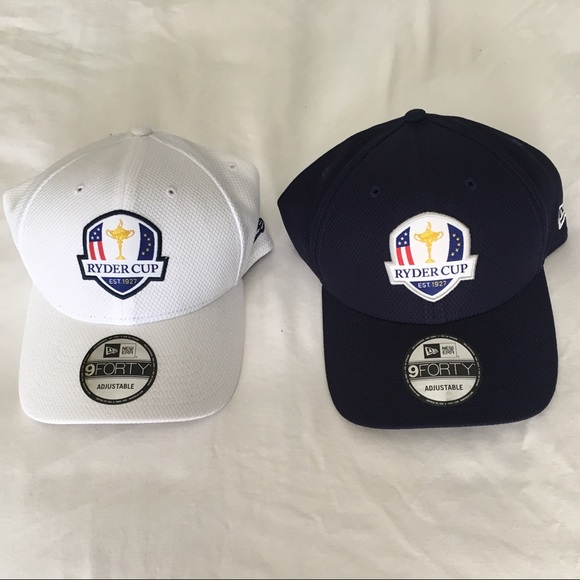 275f598f2f3 New Era 2018 Ryder Cup 9FORTY Adjustable Hats